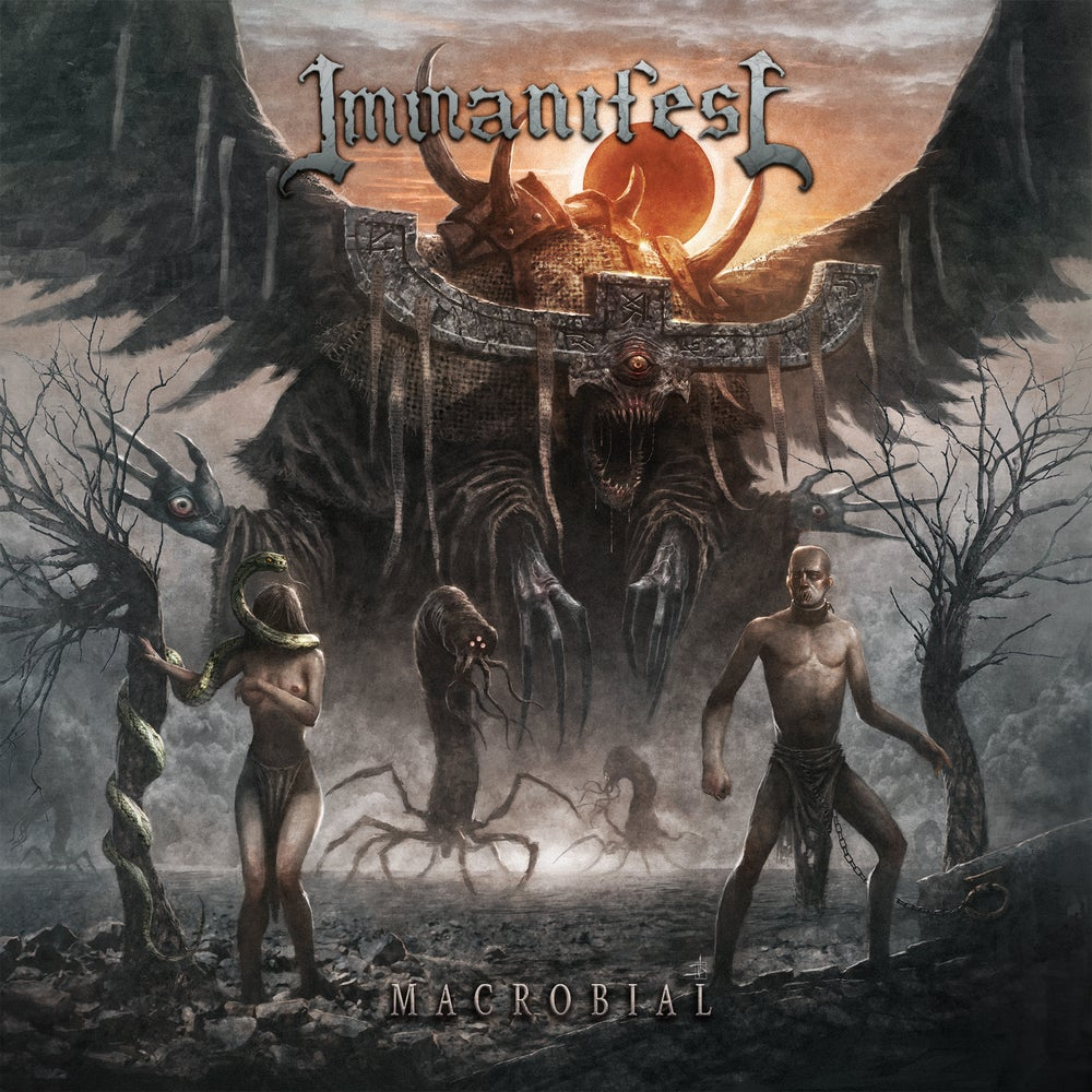 Image of IMMANIFEST - Macrobial CD