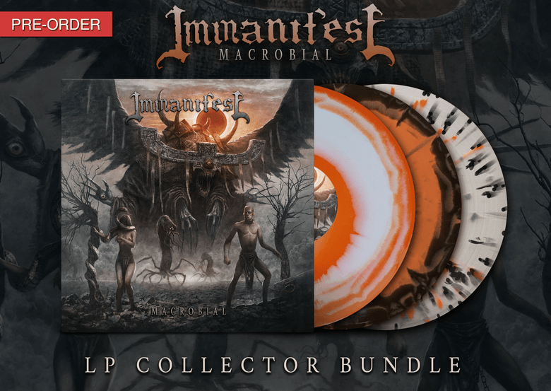 Image of IMMANIFEST - LP Collector Bundle