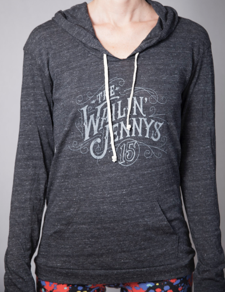 Image of Women's Hoodie The Wailin' Jennys '15' Victorian Design