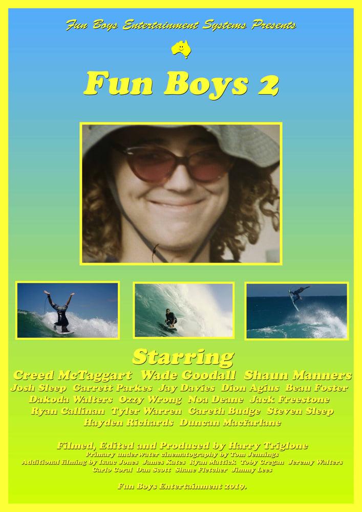 """Image of """"Fun Boys 2"""" Film Digital Download"""