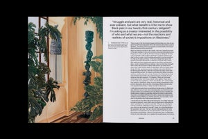 Image of Lindsay Issue No. 4: Toyin Ojih Odutola, Nigeria