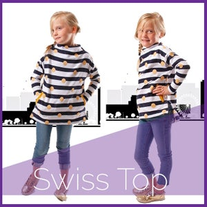 Image of Swiss Top (child)