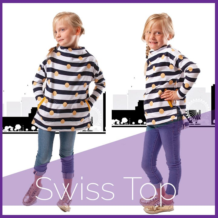 Image of Swiss Top (child)