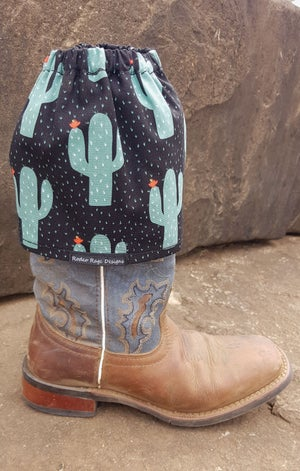 Image of Totally Cactus Adult Sock Savers
