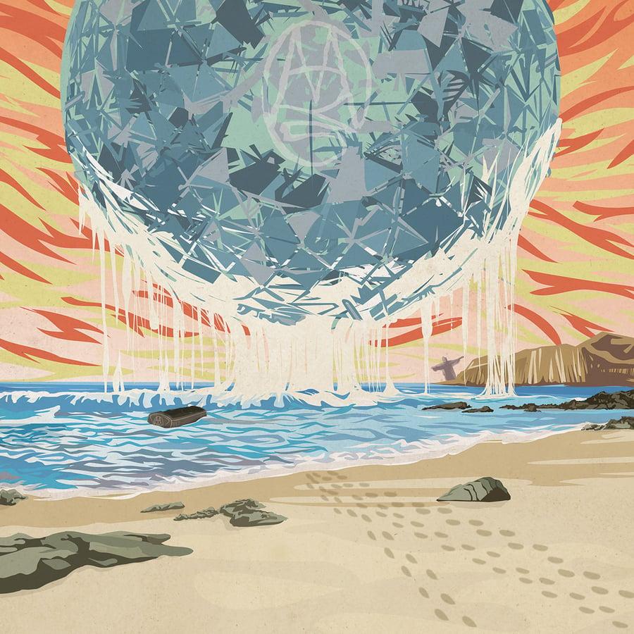 Image of VINYL ALBUM Stranded In Arcadia