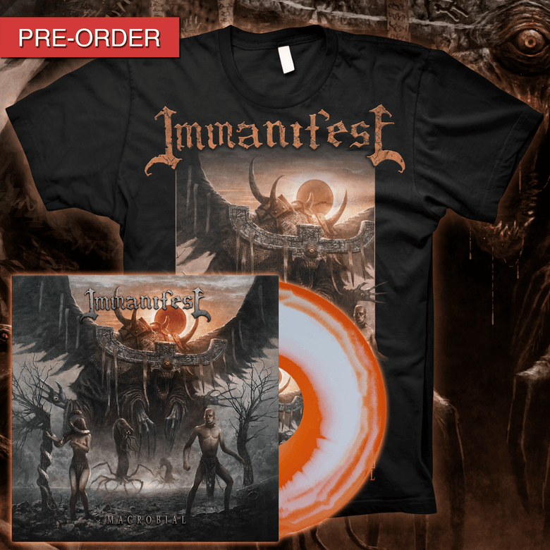 Image of IMMANIFEST - Macrobial | Niflheim Bundle