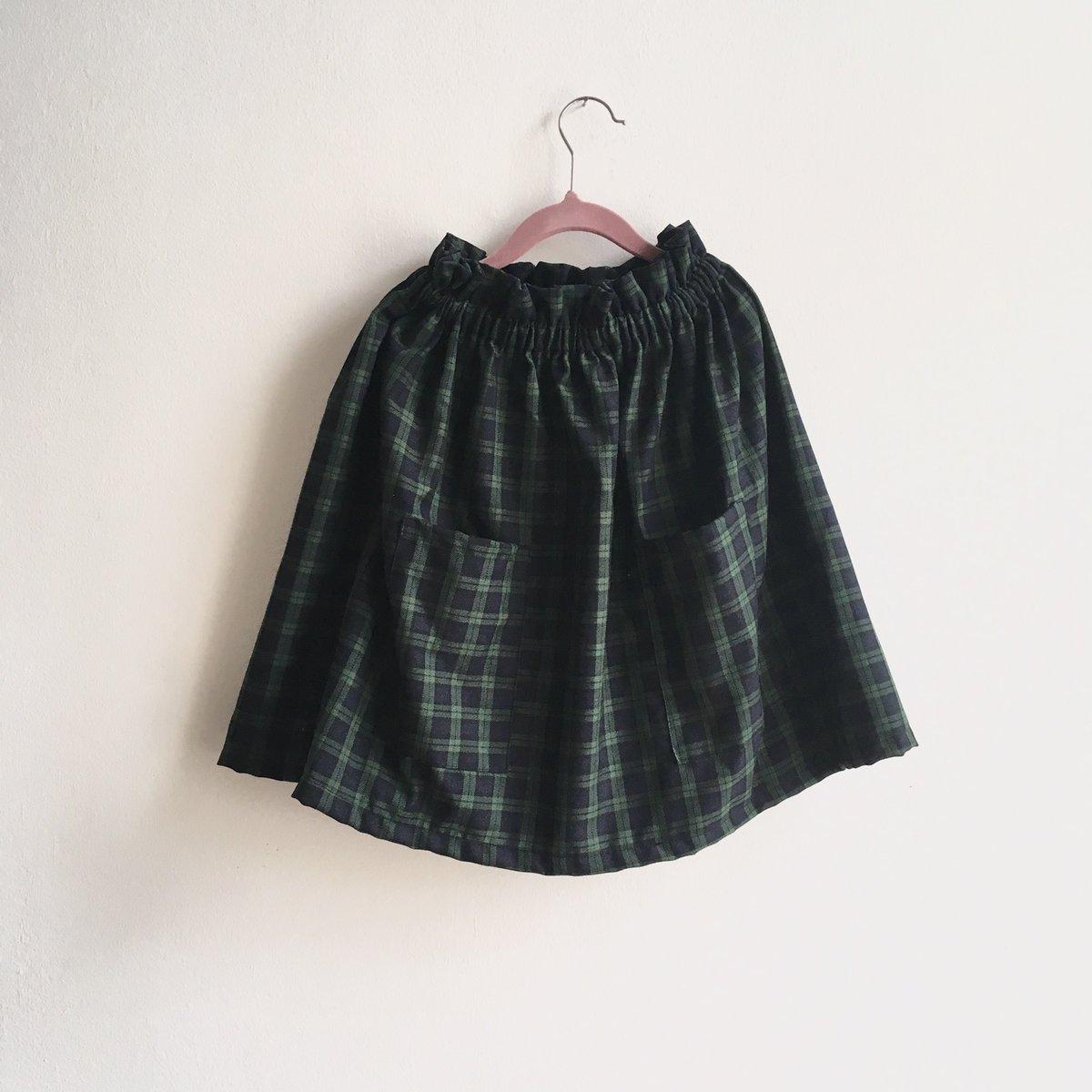Market Skirt-black watch