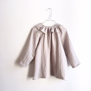Image of Mavie Blouse- double gauze