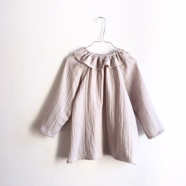 Mavie Blouse- double gauze