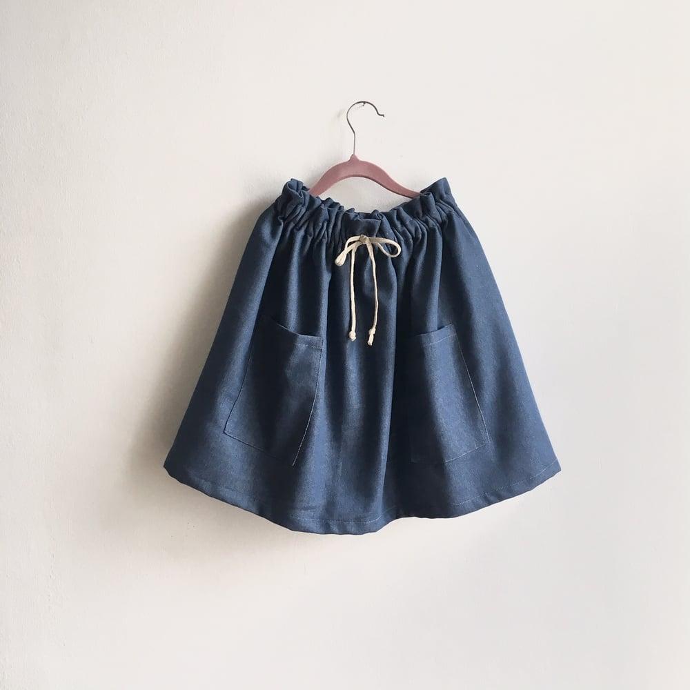 Image of Market Skirt-jeans