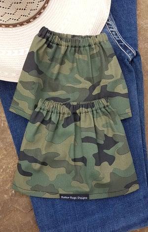 Image of Army Camo Adult Sock Savers