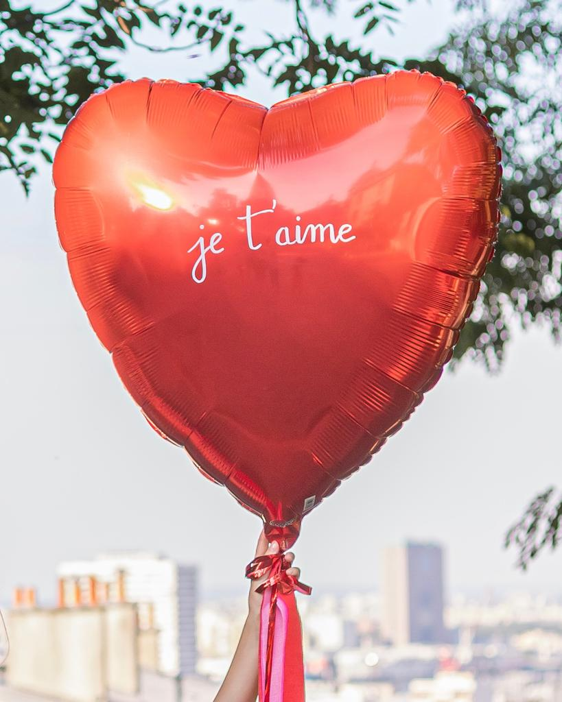 Image of Ballon je t'aime