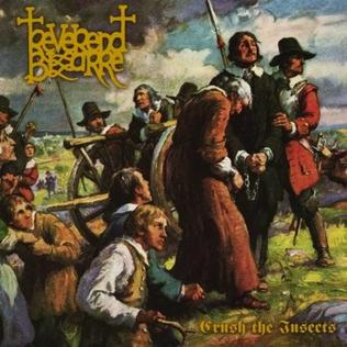 Image of REVEREND BIZARRE - II Crush The Insects CD