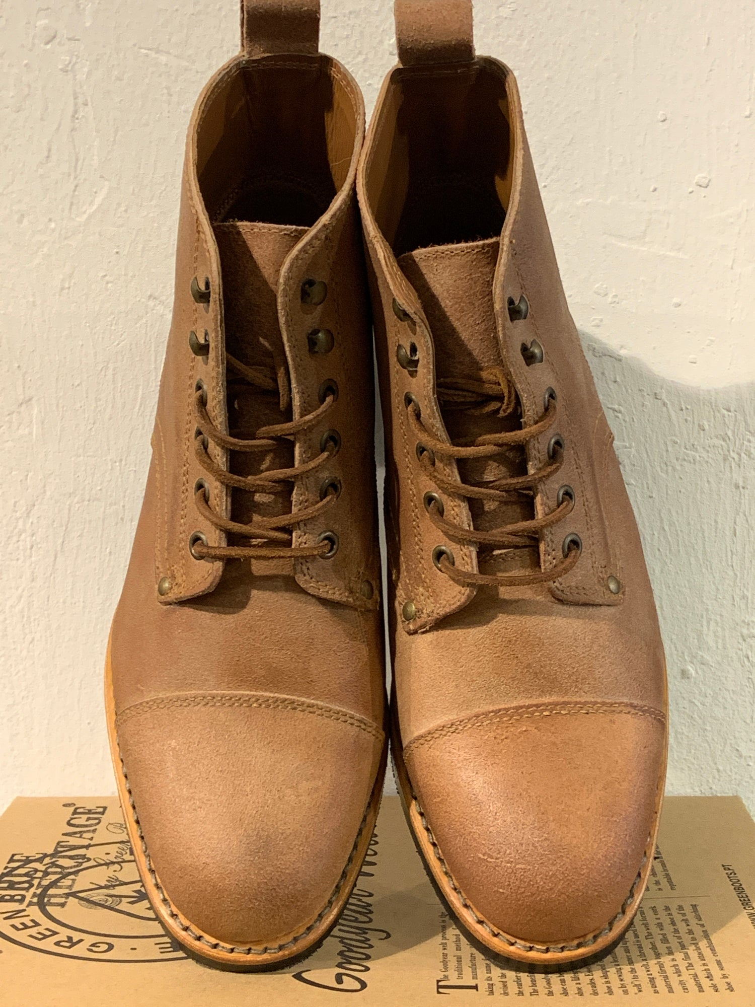 Image of Service Boots 002.01 by True Heritage Boots