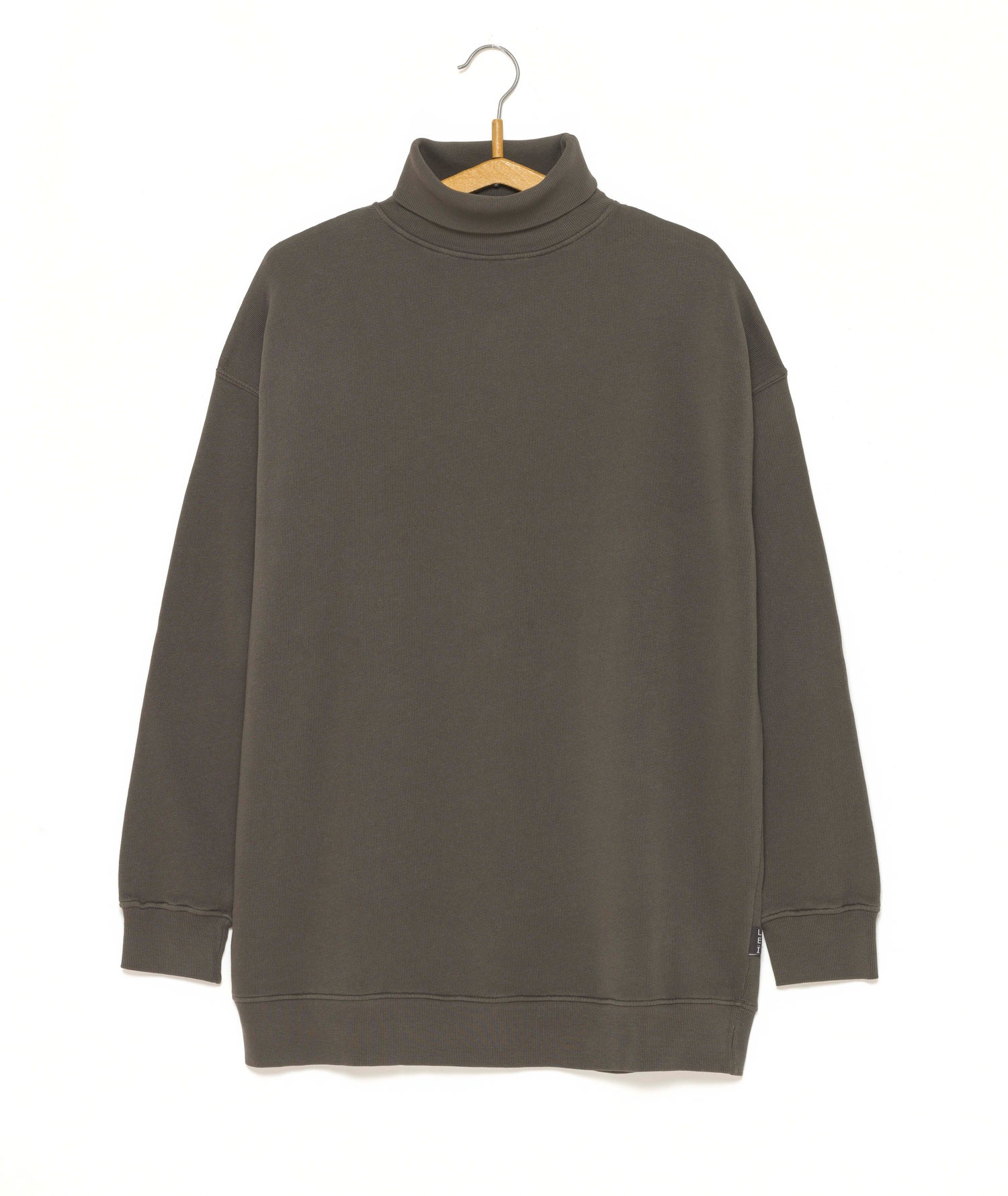 Image of Sweat molleton oversized col roulé CHANCE 99€ -50%