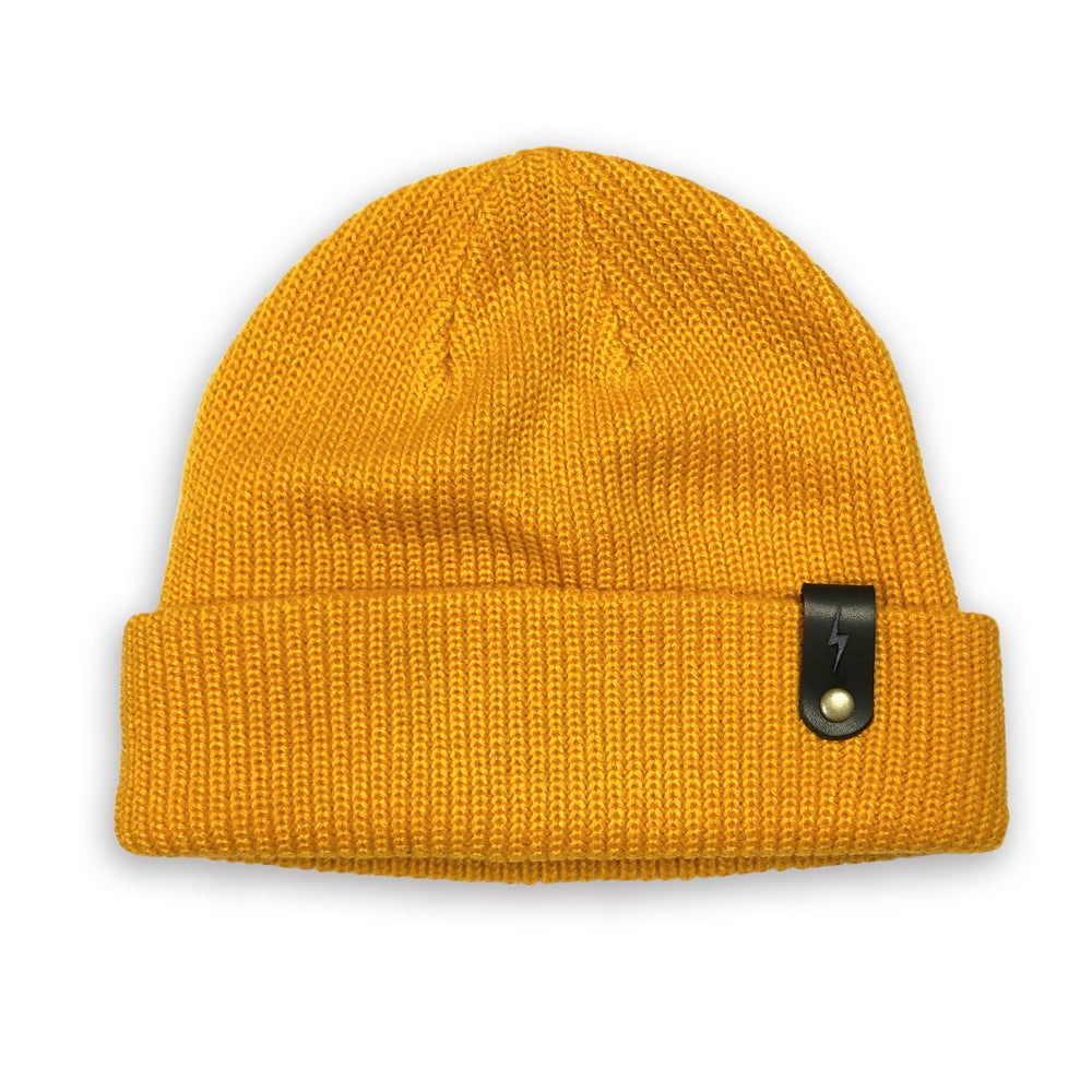 Image of Bolt & Brass Beanie