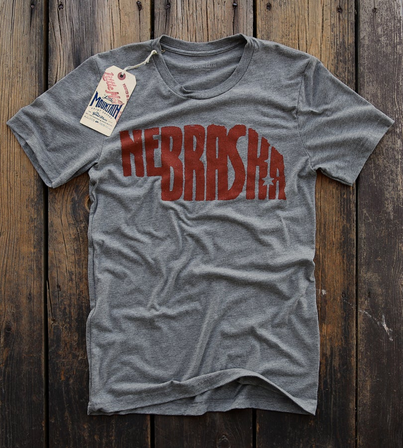 Image of Nebraska | Grey