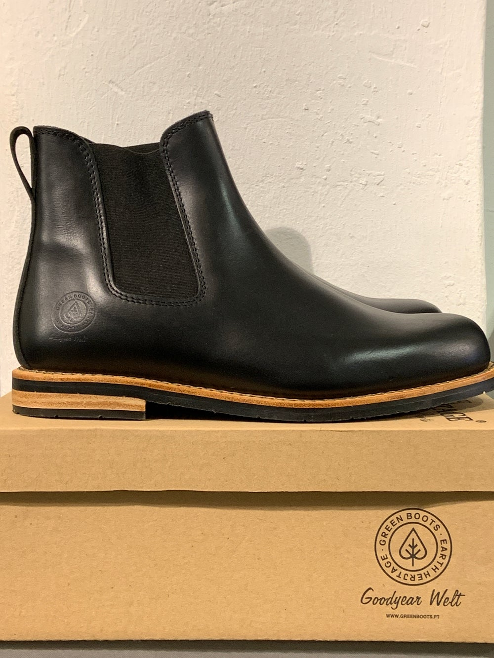 Image of Chelsea Boots 004.02 True Heritage Boots