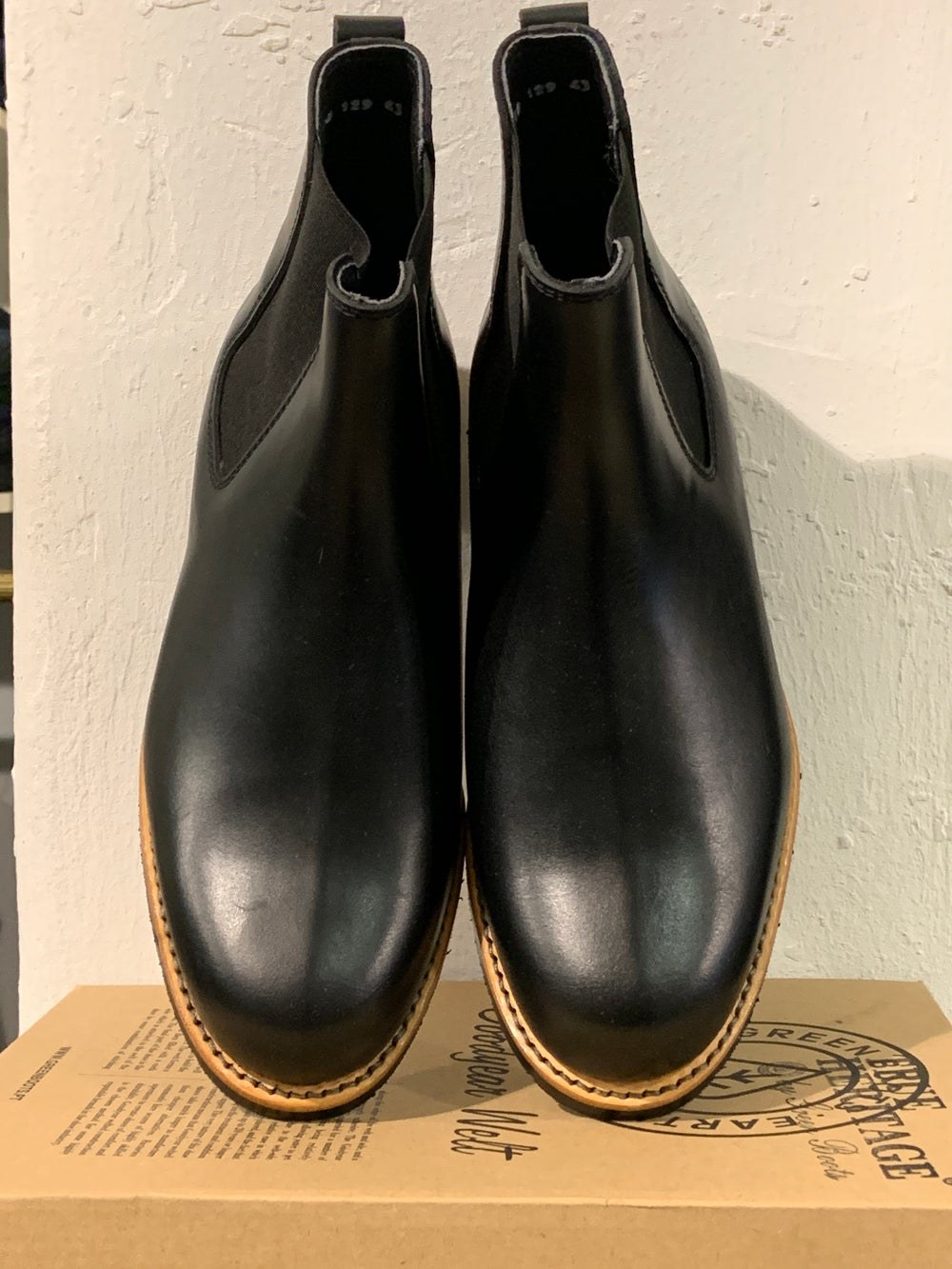 Chelsea Boots 004.02 True Heritage Boots