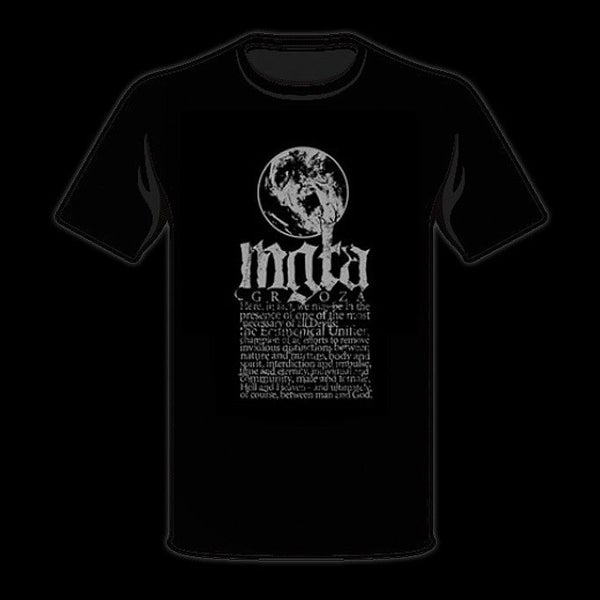 Image of MGŁA - 'Groza' men's t-shirt