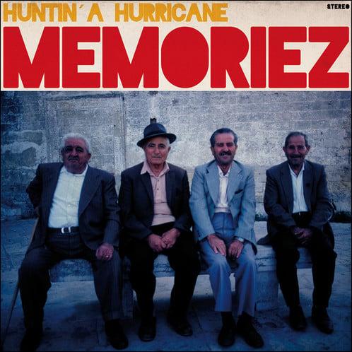 Image of Memoriez – Huntin' a Hurricane Vinyl