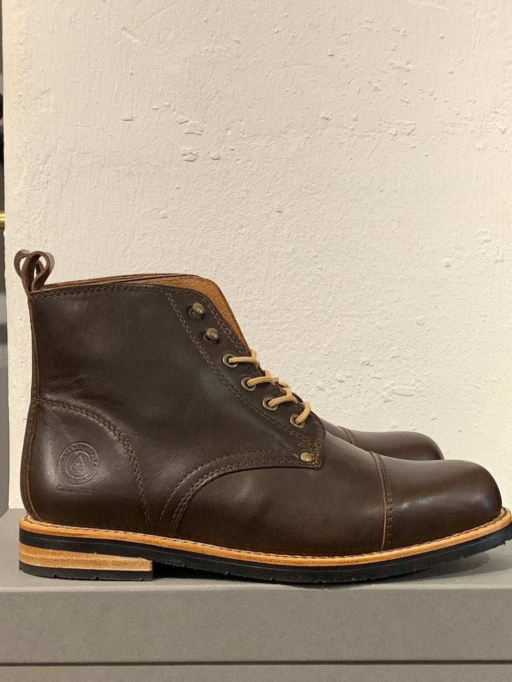 Image of Service Boots 002.03 True Heritage Boots