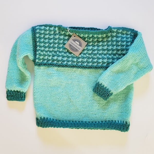 Image of Peaks Island Boat Neck Pullover