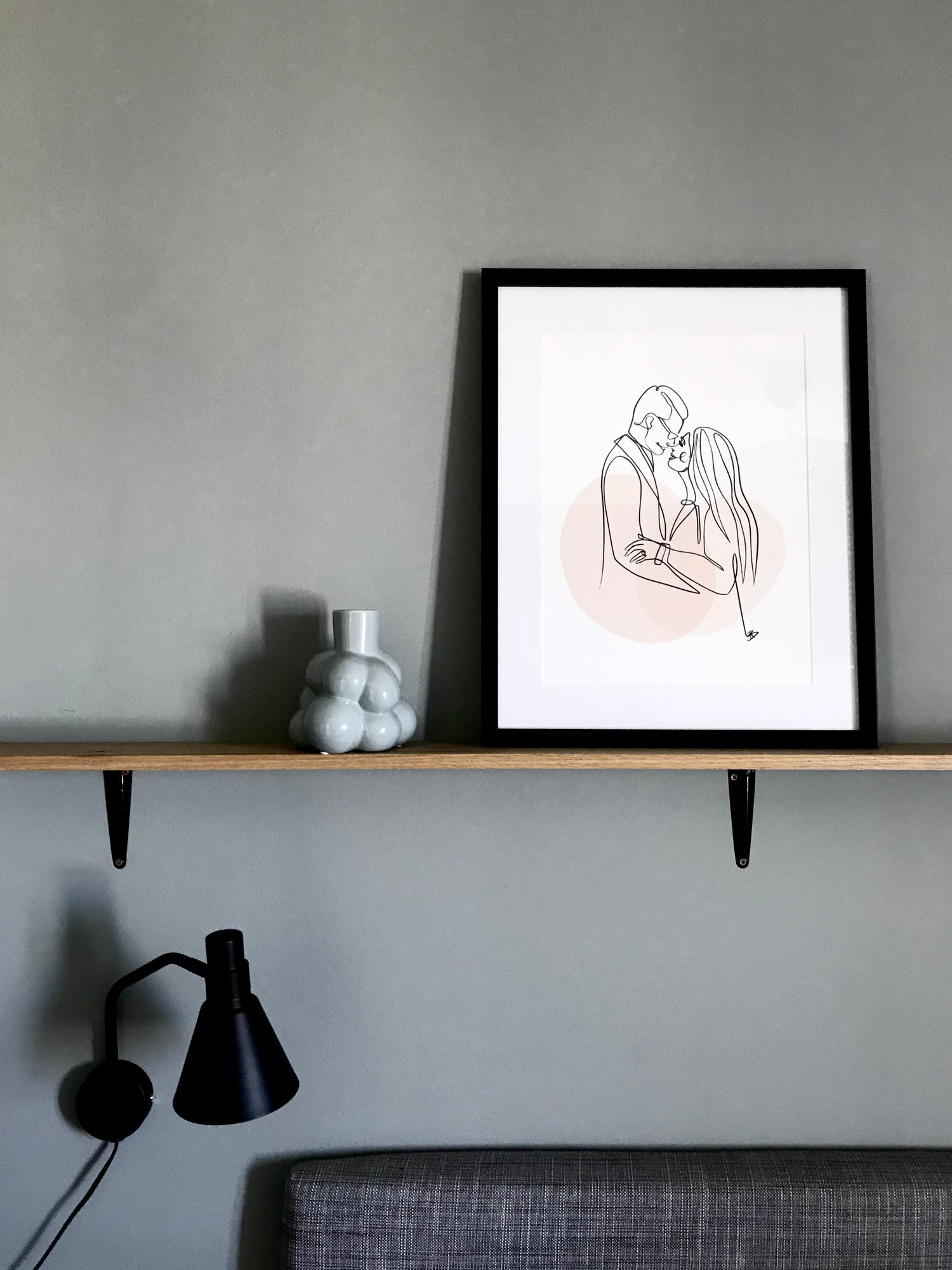 Image of Personal one line portrait