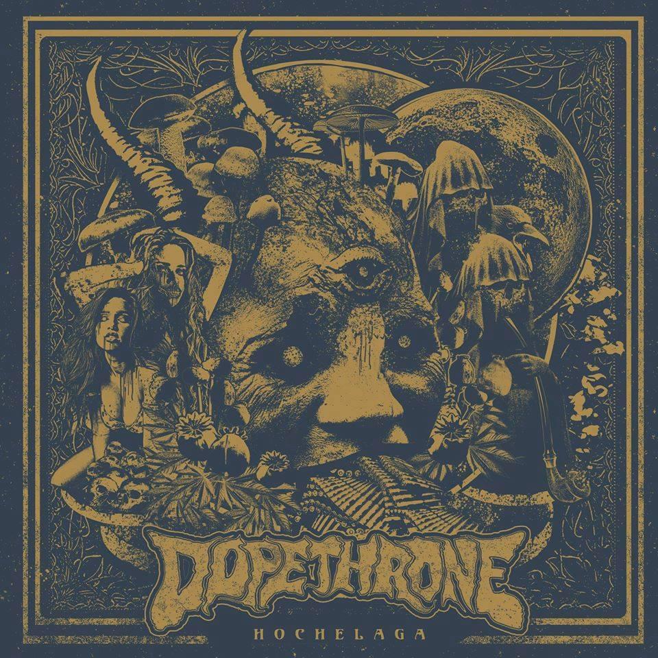 Image of DOPETHRONE - Hochelaga CD