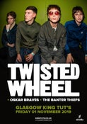 Image of Twisted Wheel & The Banter Thiefs @ King Tuts