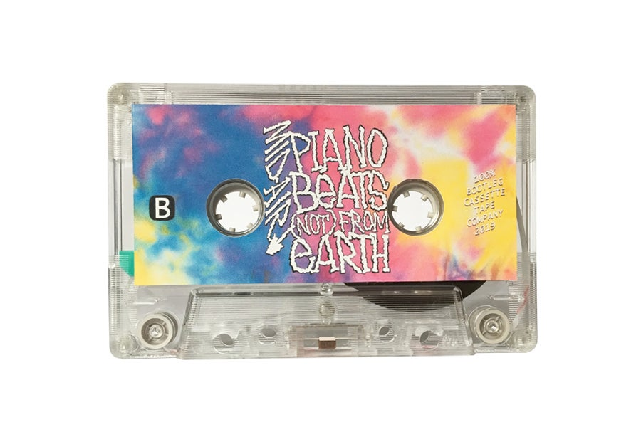Image of Piano Beats (Not) From Earth