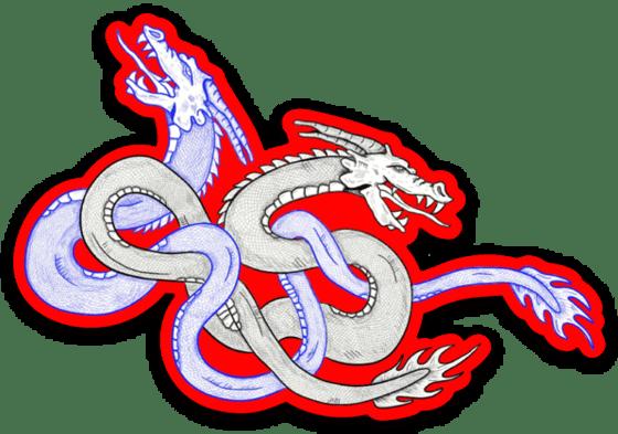 Image of dragonZ sticker