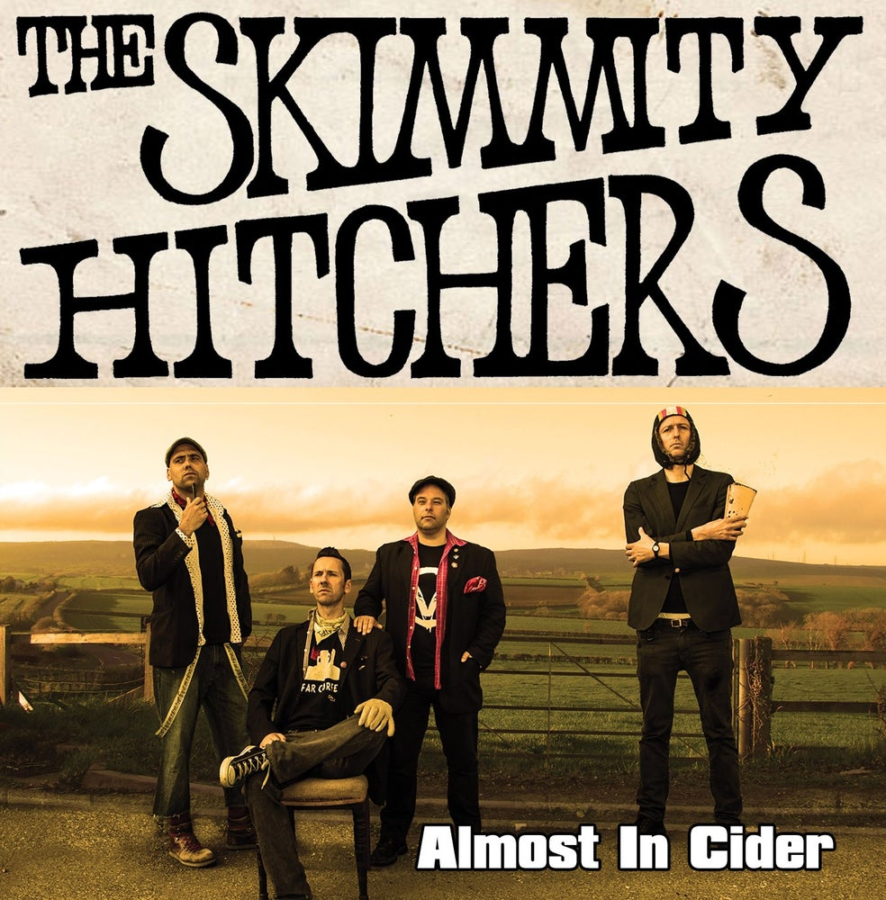 Image of Skimmity Hitchers 'Almost In Cider' CD