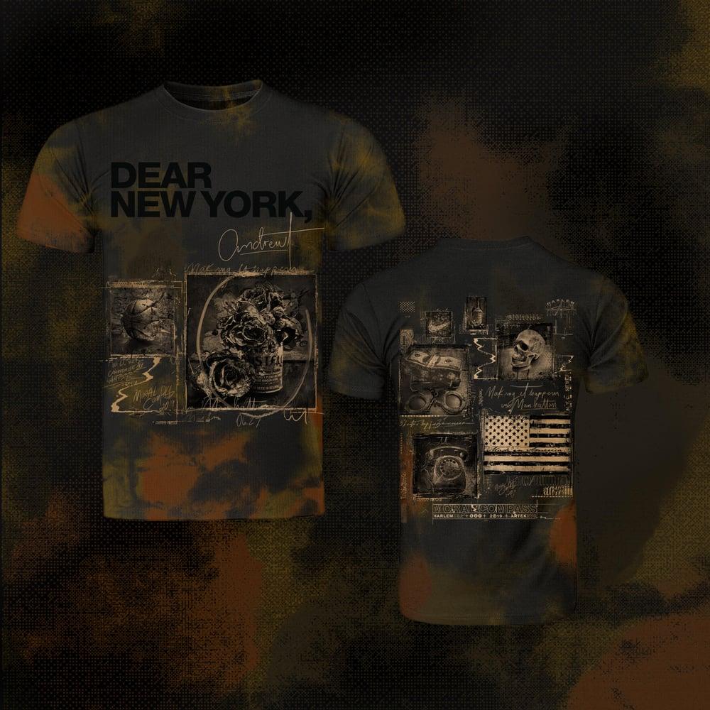 Image of Custom 1-of-1 T-Shirt   Dear New York