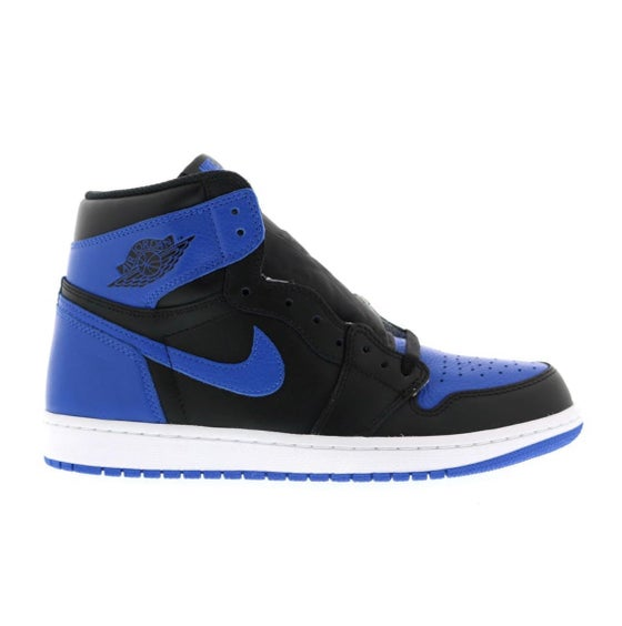 Image of Jordan 1 - Royal (2017) - Size 10.5