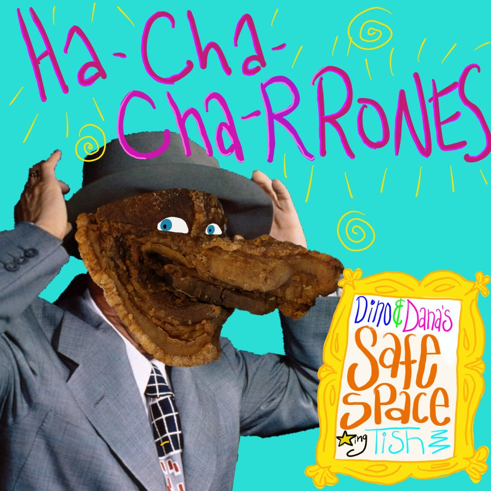 Image of Ha Cha Cha Rrones sticker