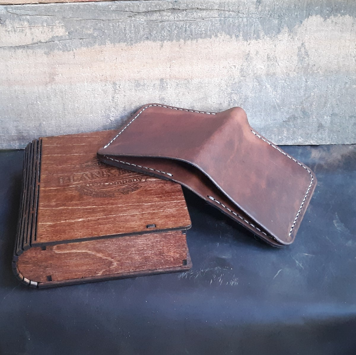 Image of Old Town Bi-Fold Wallet