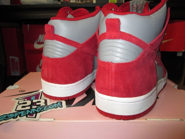 """Dunk High Pro SB """"UNLV"""" 2005 - SIZE11ONLY - BY 23PENNY"""