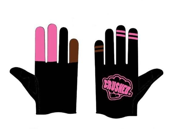 Image of Black Shocker Gloves