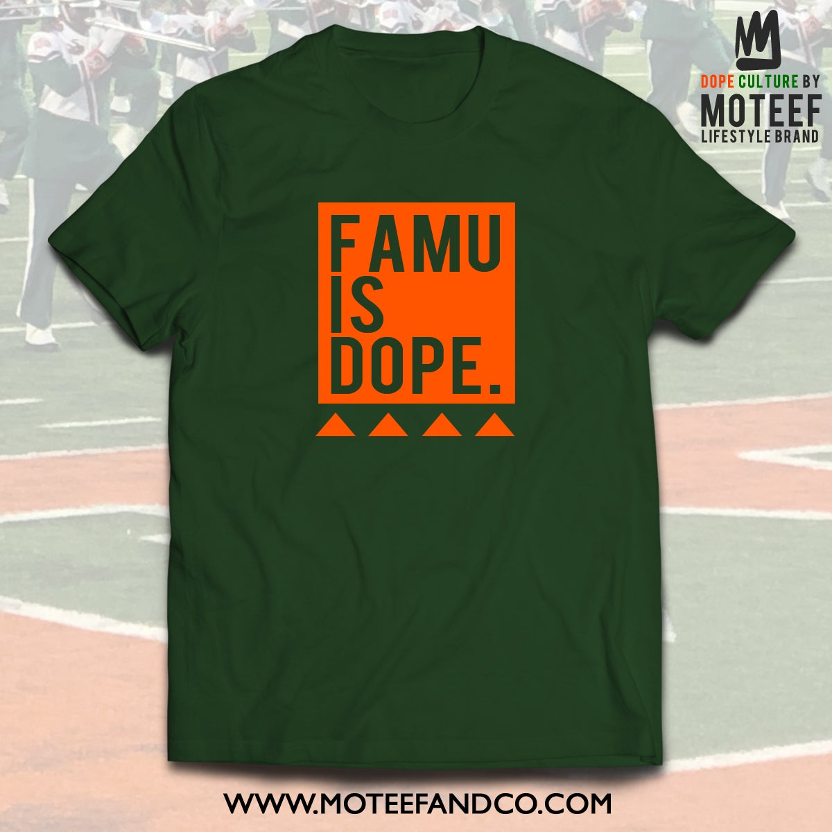 Image of FAMU IS DOPE TRUTH T-Shirt