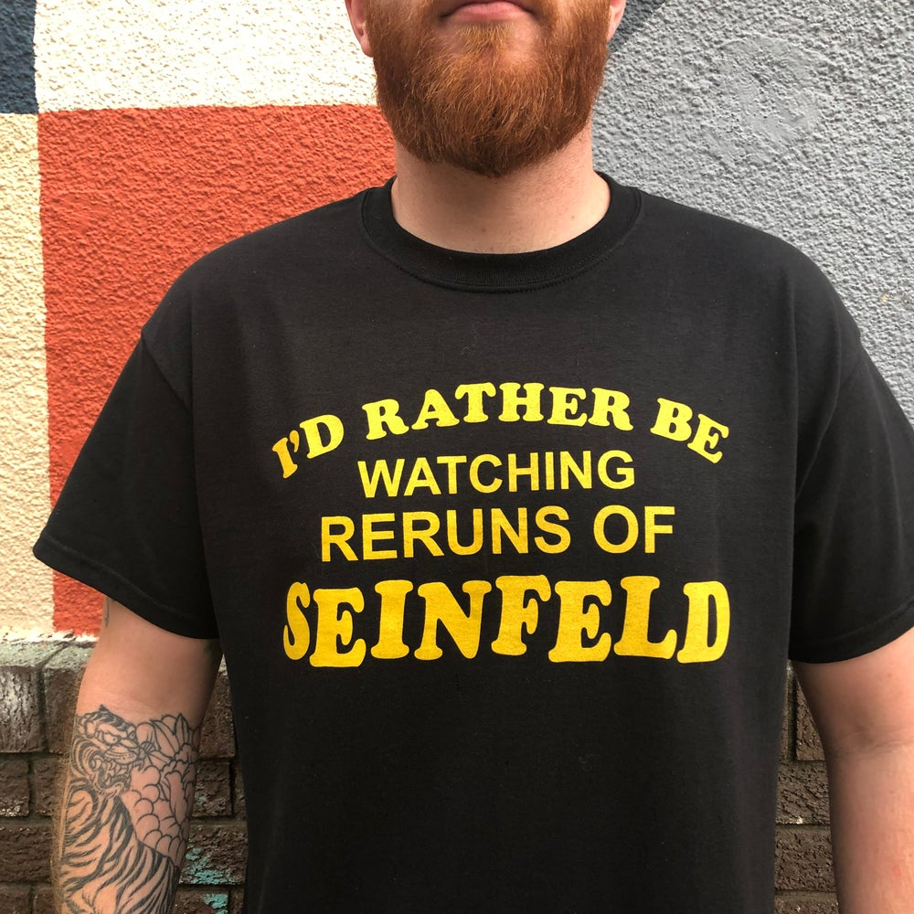 Image of I'd rather be - T-shirt