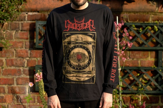 "Image of 'Exsanguinated"" Long Sleeve T-Shirt"