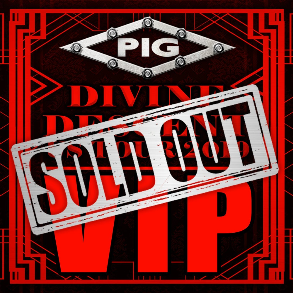 Image of Divine Descent VIP - SOLD OUT!!!