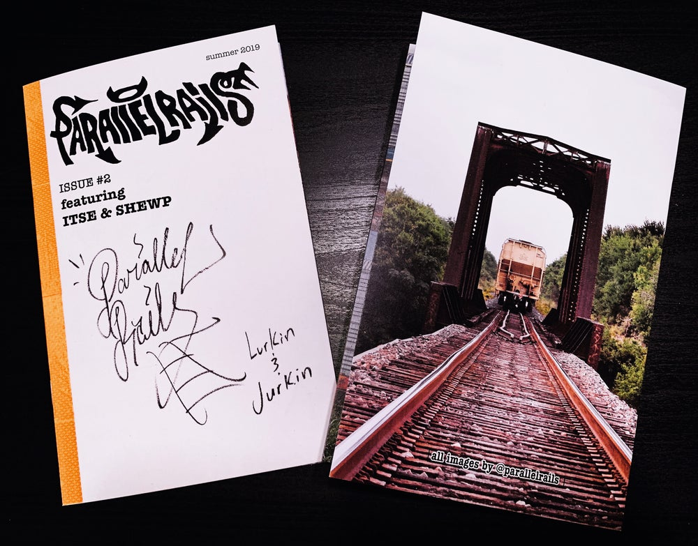 Image of Parallel Rails Zine - Issue #2