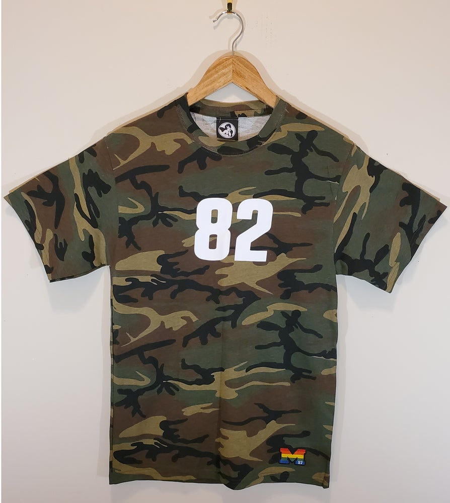 Image of Army of 82 tee