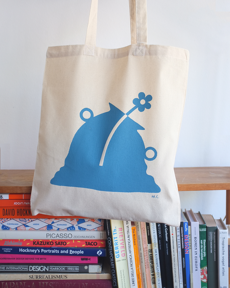 Image of Screen-printed tote