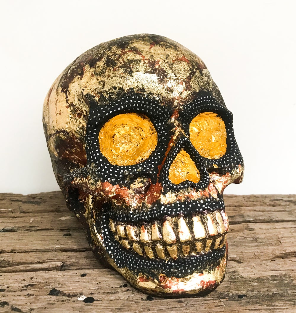 Image of FOOLS GOLD / SMOKEY SKULL