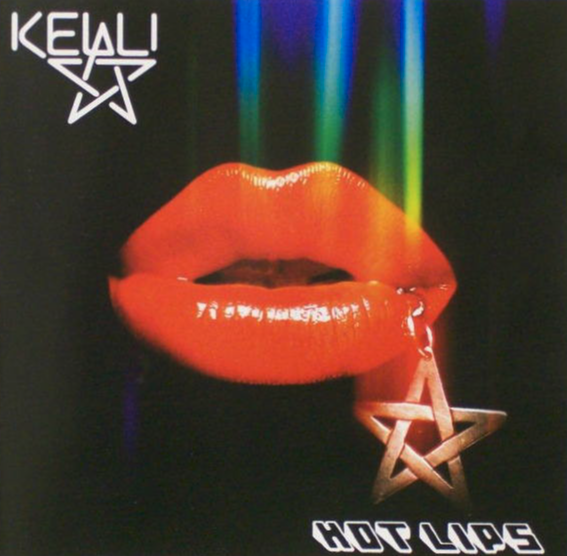 Image of SIGNED HOT LIPS LTD EDITION SINGLE CD EXTREMELY RARE