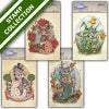 The Purrrfect Cats: Linda Ravenscroft Crazy Cats Stamp Collection