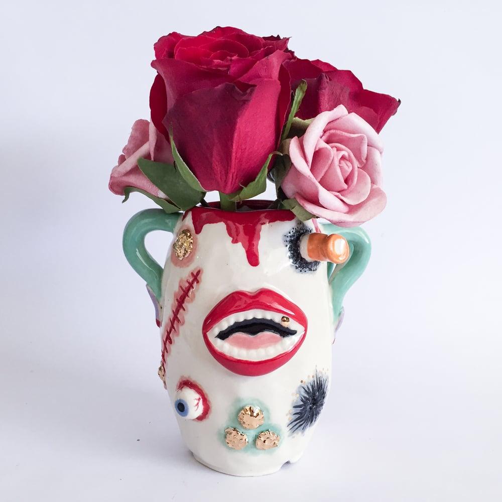 Image of True Crime Vase - II